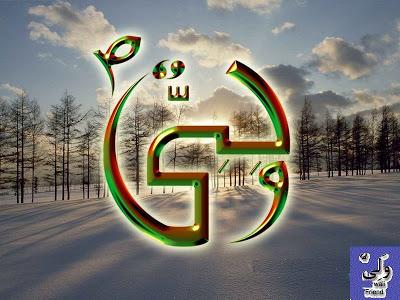 Wali - Names of Prophet Muhammad [PBUH]