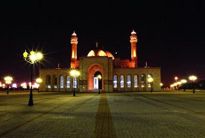 Al Fateh Bahrain Grand Mosque in Bahrain