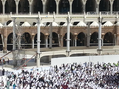 New Photos of Holy Kaaba, Haram Sharif, Khana Kaba Pictures 2013