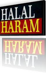 Halal Is Revealed And Haram (Forbidden) Is Also Revealed